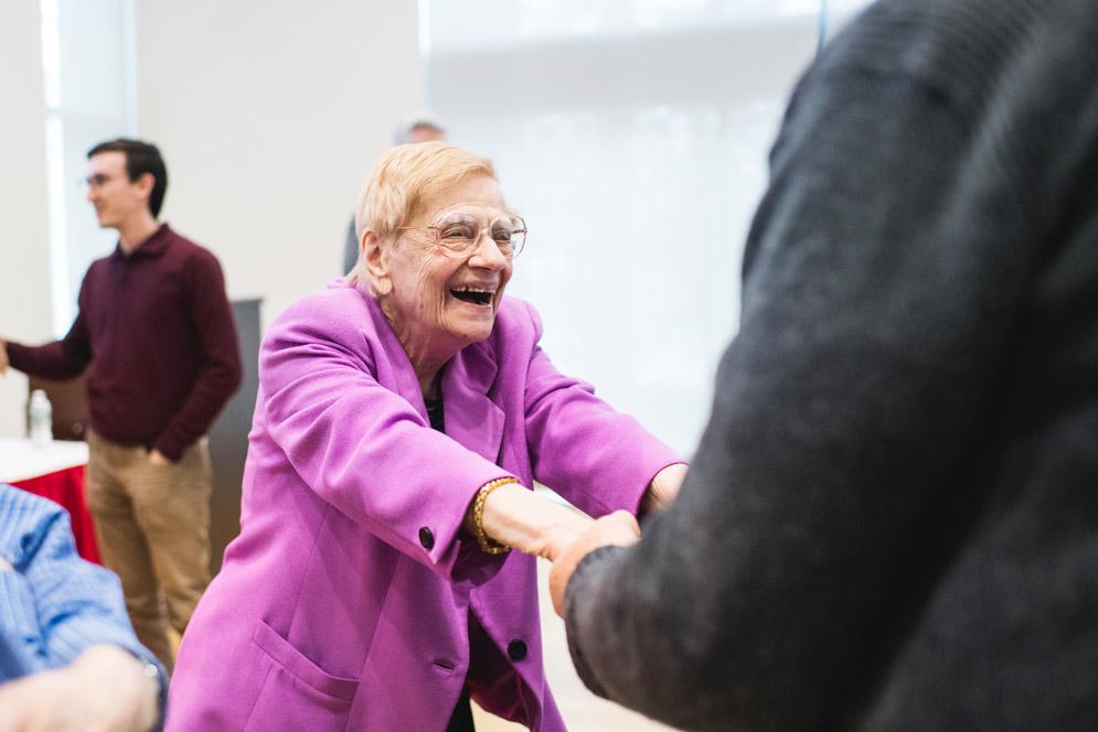 Tamar Frankel Retires